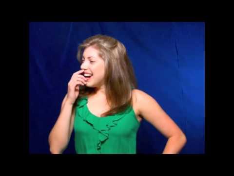 Kathryn Rawson Comedic Monologue