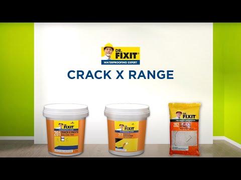 Dr. Fixit Crack X Powder