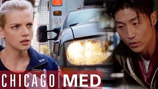 Dr Choi Goes On Paramedic Patrol | Chicago Med