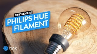 Philips Hue Filament Review - Smart Filament Lights