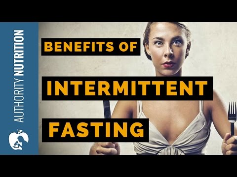Video 4 Evidence-Based Benefits of Intermittent Fasting
