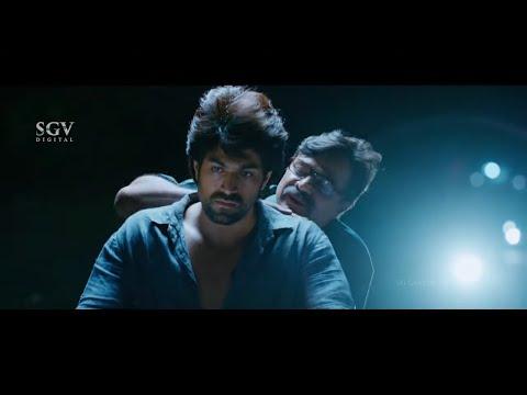 Yash Emotional Dance Step for Father Achyuth Kumar | Best Scenes of Rocking Star Yash Movies Kannada