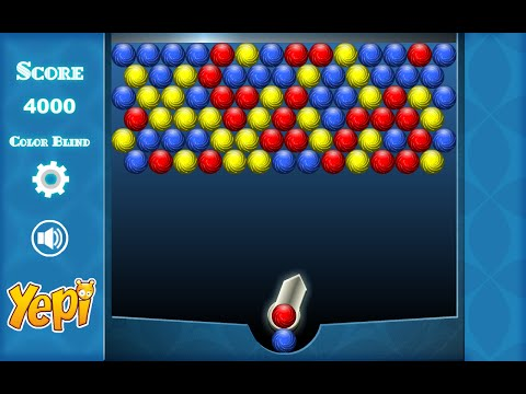 Video of Bouncing Balls - Bubble Buster