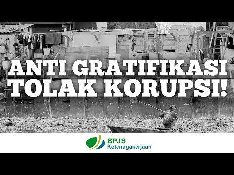 "IGABPJSTK2017 Kantor Cabang Jakarta Cilandak ""Anti Korupsi, Tolak Gratifikasi, NKRI Harga Mati"""