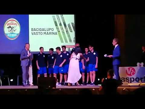 immagine di anteprima del video: PREMIO VASPORT PER LA BACIGALUPO VASTO MARINA