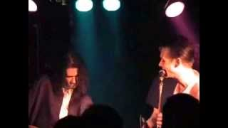 Chris Whitley & Pat MacDonald - A Song about Billy the Kid....