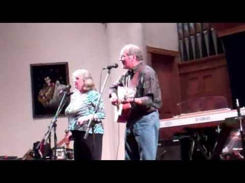 Michael & Christine Orlen at Steam Vent Coffee House 10.12.13