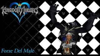 Kingdom Hearts 1.5 OST Riku / Ansem Boss Battle ( Forze Del Male )