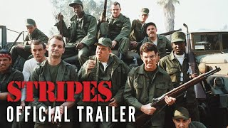 STRIPES – Official Trailer [1981] (HD)