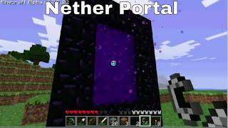 Gambar cover Minecraft Tutorial - Nether Portal (Halloween Update)
