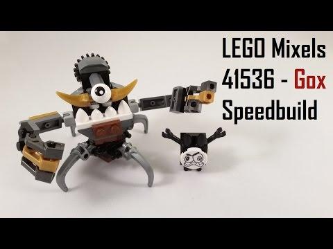 Vidéo LEGO Mixels 41536 : Gox