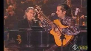 Sin Tu Amor - Mario Reyes & Andrea Bocelli