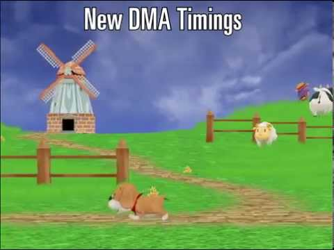 New Audio DMA Timing Example:  Harvest Moon Magical Melody