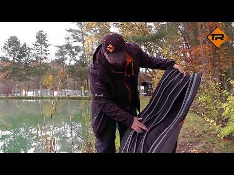 Iron Trout Magnum Rod Bag/ Mega Forellen Rutentasche für 5 montierte Ruten
