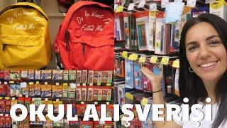 Okul Alışverişi | Bim, Migros, Şok ve 9 Mağaza Daha Gezdim! | İrem Güzey