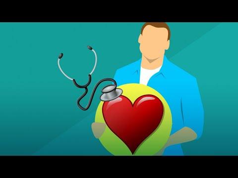 Presión arterial normal en la mesa de edad
