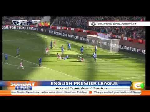 Sunday Live Sports News 1st March 2015