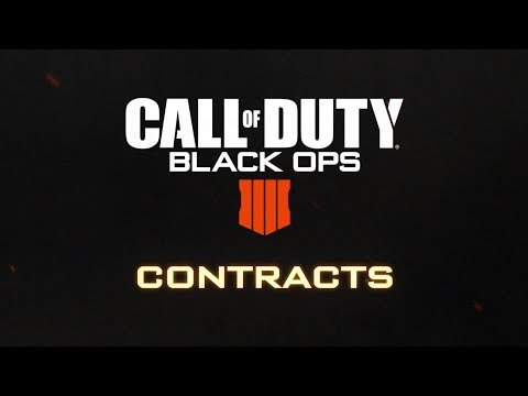 Official Call of Duty®: Black Ops 4 – Contracts Tutorial