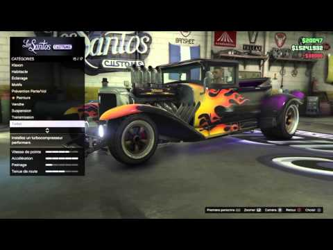 Download Chasseur de bolide ep 2 gta5 ps4 HD Mp4 3GP Video and MP3