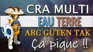 [ PVP ] CRA MULTI - MODE EAU/TERRE AVEC L'ARC GUTEN TAK ! ÇA PIQUE SÉVÈRE EN 1 VS 1 !