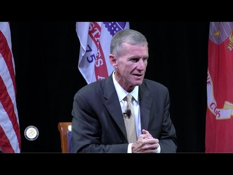 2015 Meet the Author - General Stanley McChrystal, USA (Ret.) - Team of Teams - Full Version