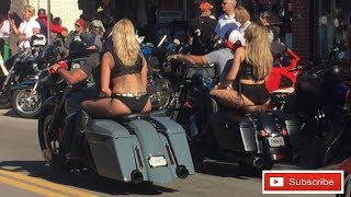 2018 Daytona Beach Bike Week Main Street Shenanigans