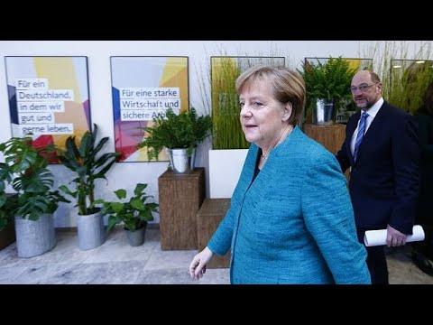 Οι ευρωπαϊκές αντιδράσεις στον σχηματισμό κυβέρνησης στη Γερμανία…