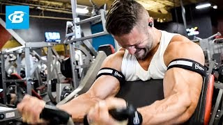 Blow Up Your Arms & Back Workout | Mike Hildebrandt