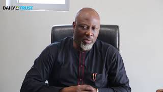 I am happy to be controversial - Dino Melaye