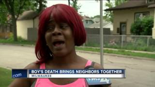 Hundreds join in effort for justice for 6-year-old Milwaukee shooting death victim