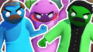KILL EACH OTHER!!   Gang Beasts