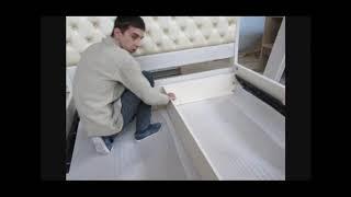 """Кровать деревянная """"Агата"""" от компании Интернет-магазин """"Мебель на заказ"""" - видео"""