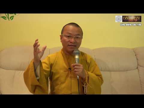 Vấn đáp: Tái sinh và ngoại cảm, Phật tại tâm, văn hóa ứng xử trong đạo Phật, mơ thấy người thân đã mất, tu tại gia - tu chợ - tu chùa, cúng dường chư Tăng, giúp giới trí thức đến với đạo Phật