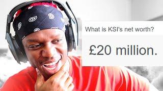 HOW RICH IS KSI?