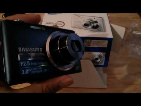 Samsung ST150F (Smart Camera) Unboxing