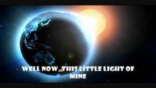 This Little Light Of Mine - Worship Video With Lyrics
