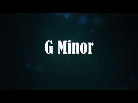 Epic Guitar Jam Backing Track - G Minor / G Dorian