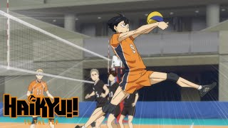 Behind Enemy Lines | HAIKYU!! TO THE TOP