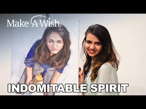 The Indomitable Spirit: Janvi's Story- From Wish Kid to Wish Granter | Make-A-Wish North Texas