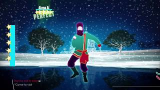 Just Dance 2018 - Rasputin, 7 звёзд - MEGASTAR PS4