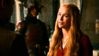 Game Of Thrones, Cersei Lannister, Littlefinger Scene