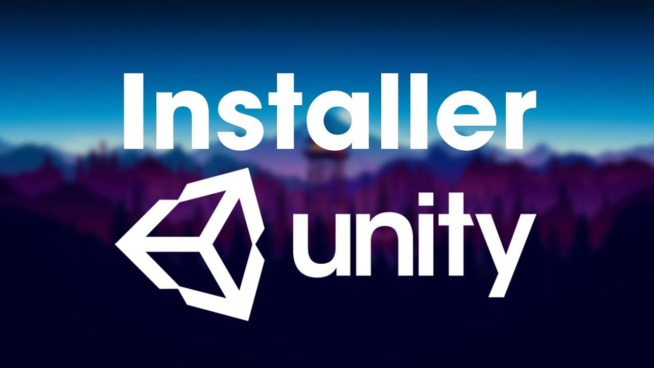 Télécharger et installer Unity facilement (Toutes versions + Visual Studio)