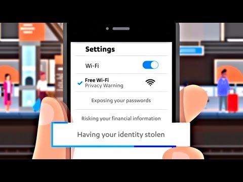 Is public wifi safe | F-Secure