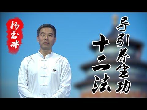 健身气功-导引养生功十二法(杨玉冰)