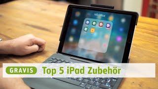 Top 5 Zubehör für das iPad Pro – GRAVITIES Top 5