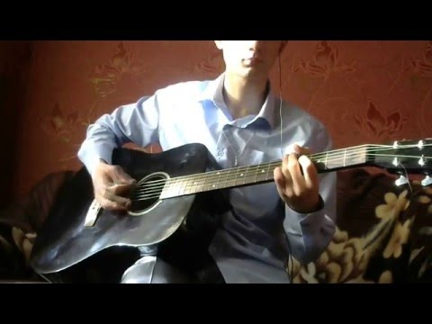 Three Days Grace - Give Me A Reason (acoustic cover)