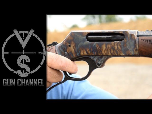 VSO Gun Channel Reviews the Color Case Hardened .45-70 w/ Special Guest!
