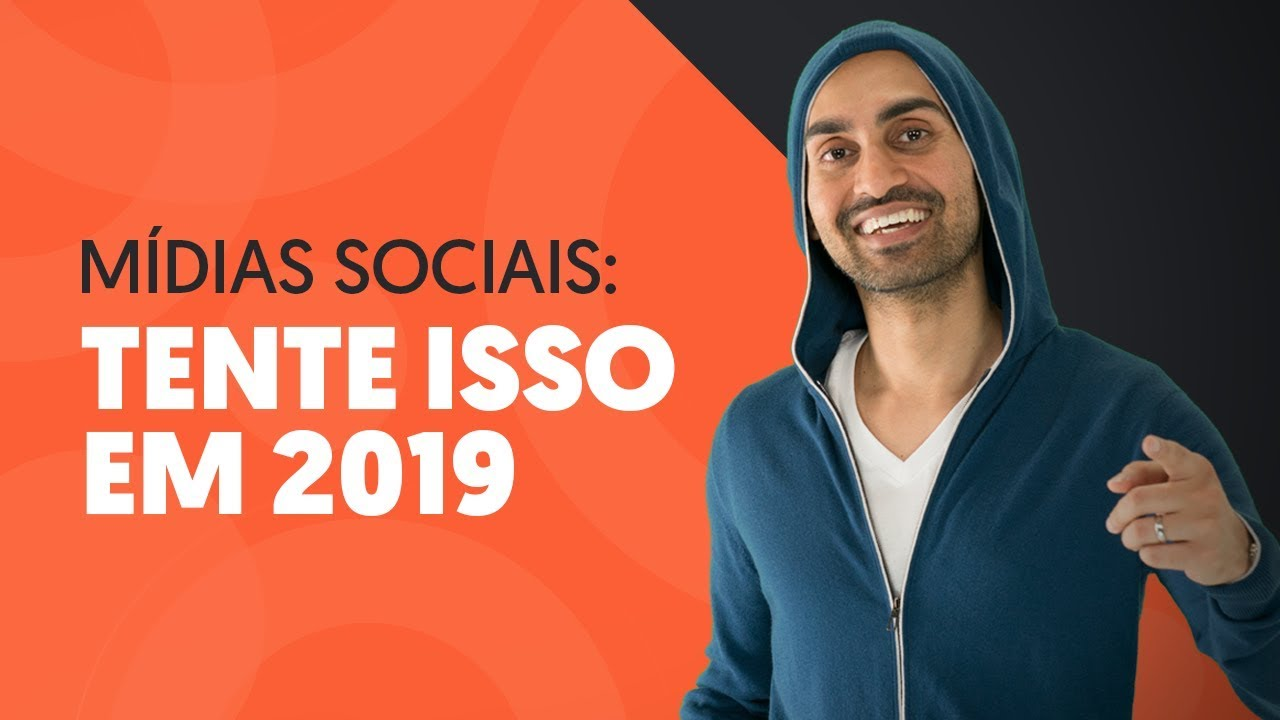 Marketing de Mídias Sociais 2019