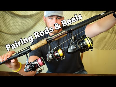 How To Properly Pair Your Spinning Reel With The Right Rod
