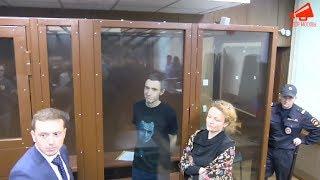Апелляция по делу Константина Котова в Мосгорсуде / LIVE 14.10.19